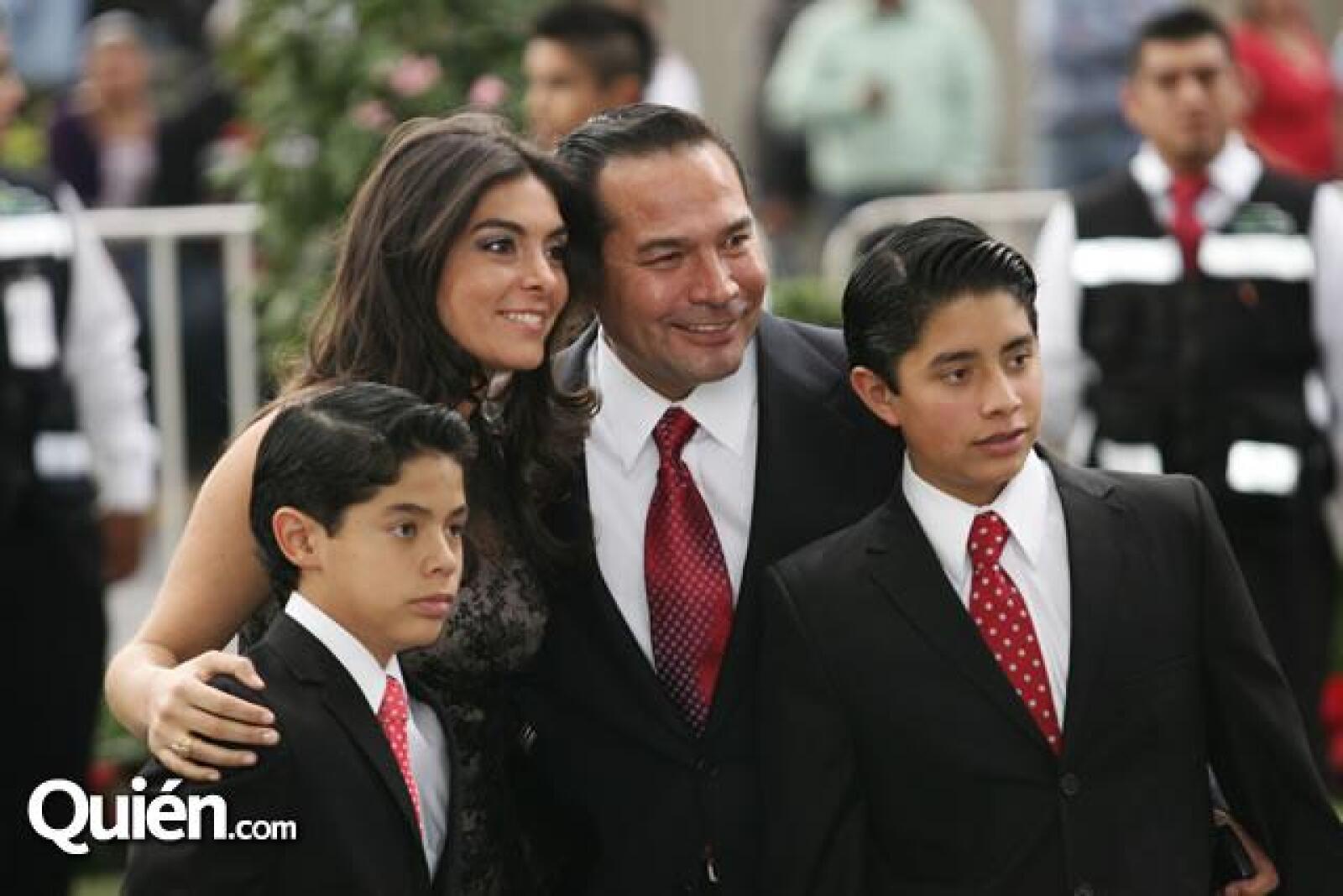 Invitados a la Boda de Enrique Peña Nieto y Angélica Rivera