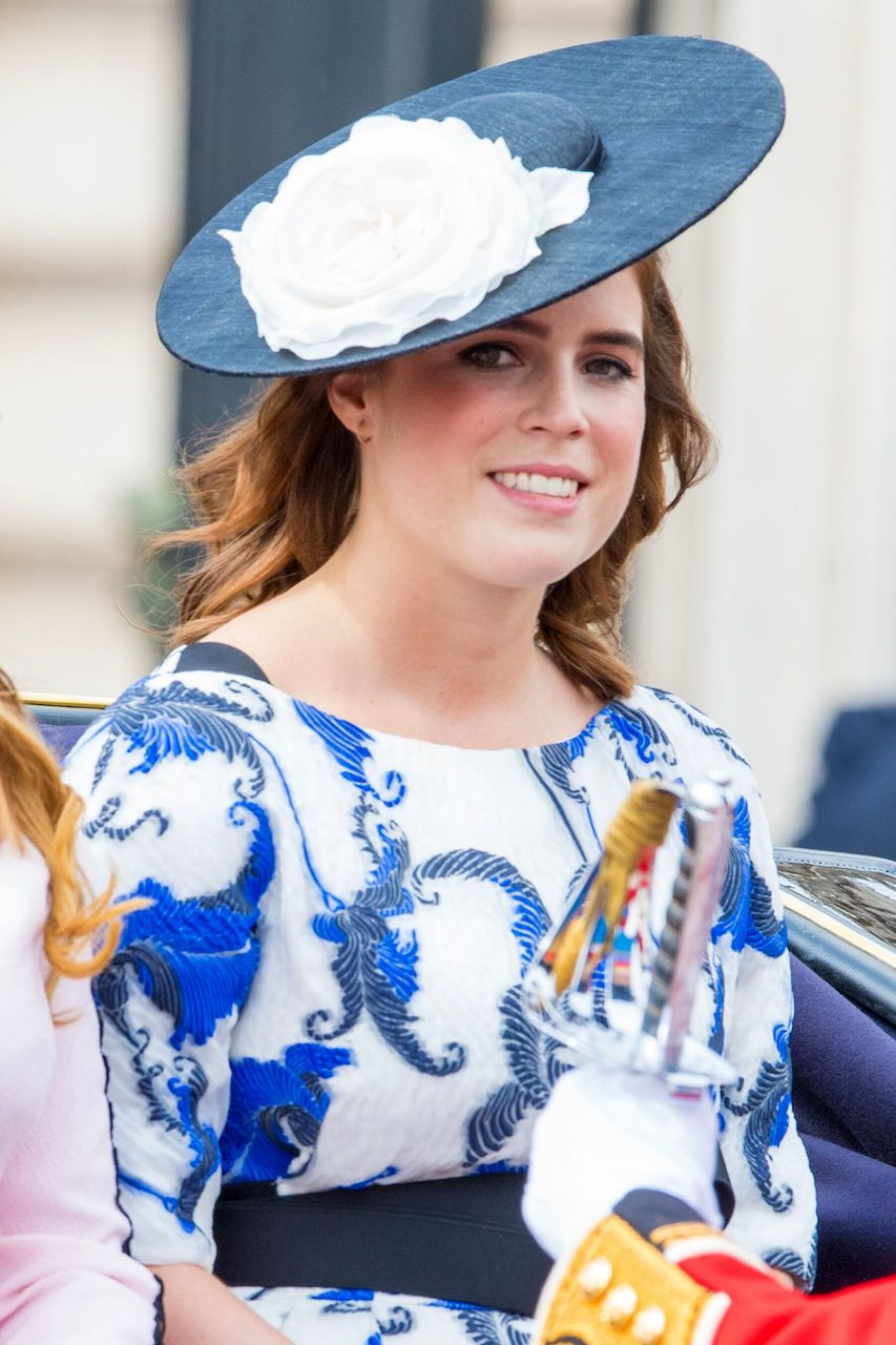 Trooping the Colour ceremony, London, UK - 08 Jun 2019