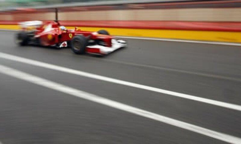 La realización de la Fórmula 1 en la Ciudad de México permitirá la creación de 18,000 empleos directos e indirectos. (Foto: Reuters)