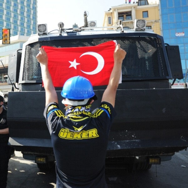 istambul protests getty