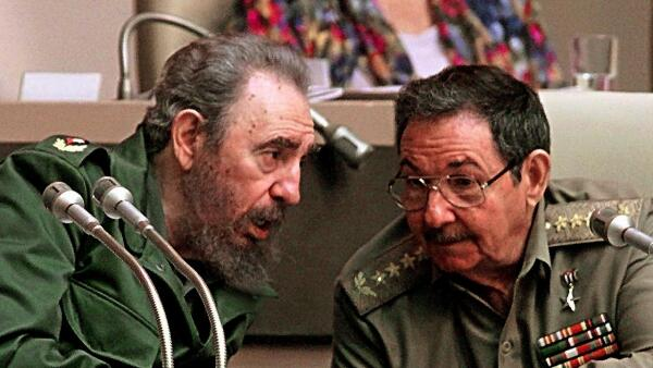 Raúl Castro, el guardián del legado de su hermano Fidel en Cuba