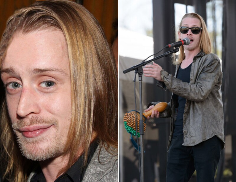 The Pizza Underground es el proyecto musical actual de Macaulay.