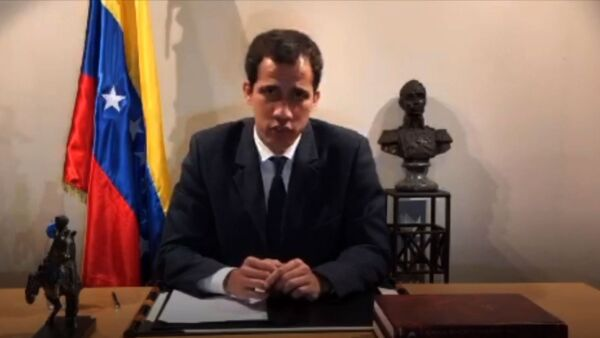 Guaidó Manifestaciones Venezuela