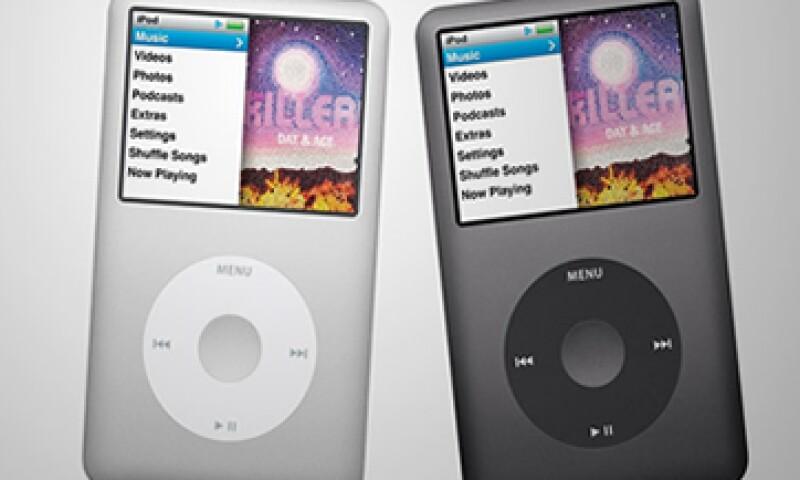 En septiembre, Apple dijo que dejaría de fabricar y comercializar el iPod Classic en todo el mundo. (Foto: Archivo)