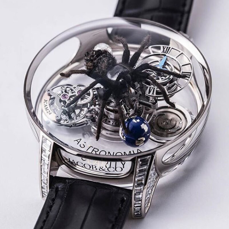 Astronomía Spider de Jacob & Co.