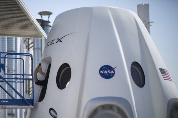 Spacex Boeing NASA