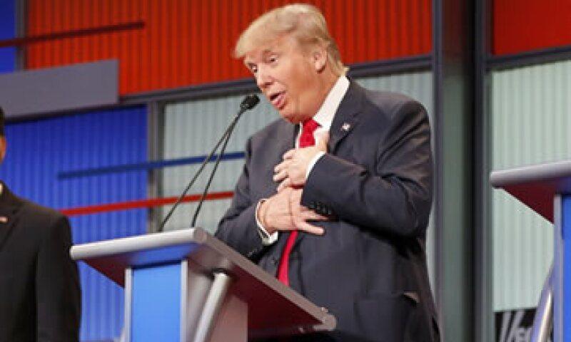 El siguiente debate está programado para el 16 de septiembre y será transmitido por CNN. (Foto: Reuters )