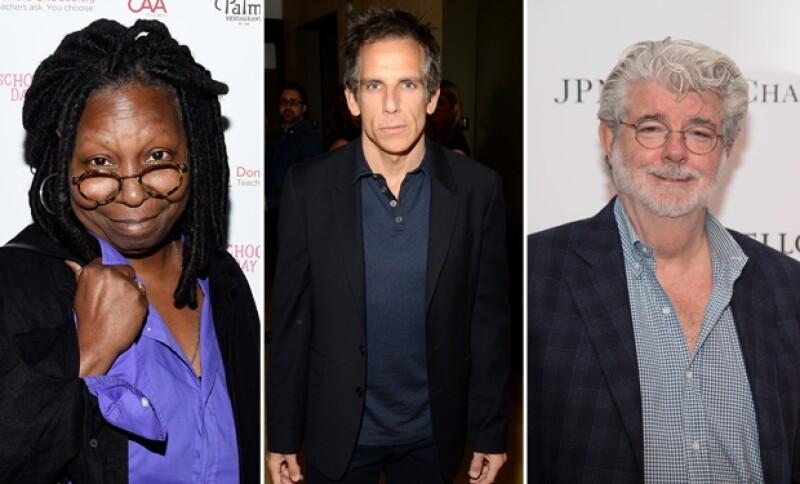 Famosos de Hollywood despidieron por última vez al actor que falleció en agosto.