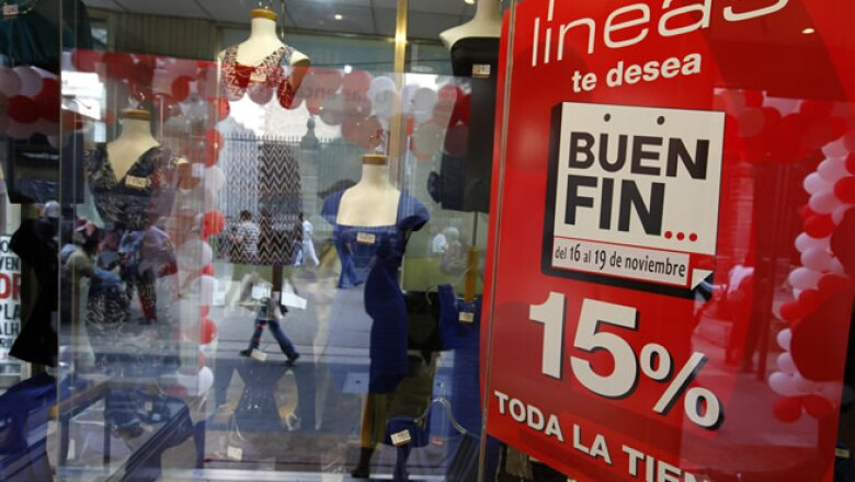 Este viernes comenzó El Buen Fin 2012, donde diversos negocios ofrecen ofertas a los consumidores.