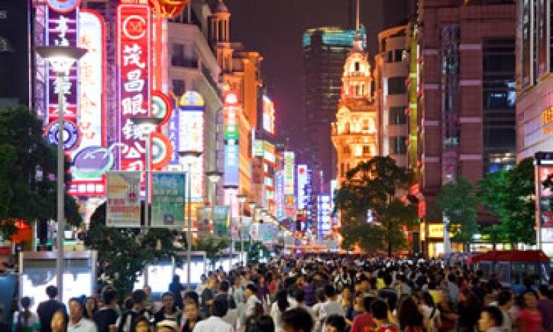 El producto interno bruto de China en 2011 fue de 47.2 billones de yuanes. (Foto: Getty Images)