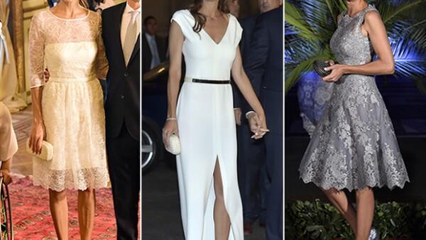 La primera dama ha demostrado más de una vez que su estilo está a la par de las it girls del momento. Sabe cominar lo moderno con lo simple y lo casual con lo elegante.