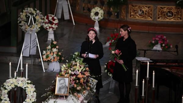 Maud Angelica Behn  y la princesa Marta Luisa