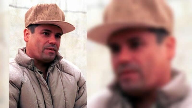 Chapo Guzman detenido foto fuga