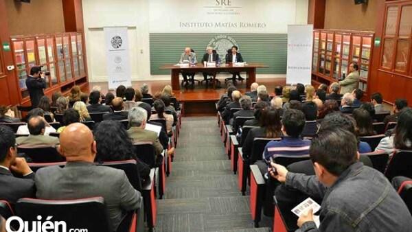 Conferencia sobre Szyszlo,Chávez y Tola