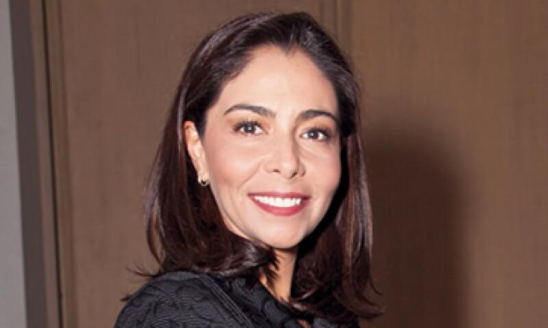 Adriana Padilla, CEO de Nattura Laboratorios, ocupa el lugar 53 del ranking 2013. En breve podría escalar al listado principal Las 50 mujeres más poderosas de México de Expansión. (Foto: Quién/Cristian Luna)