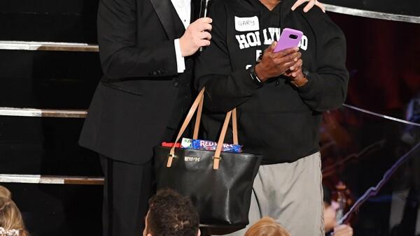 Gary y Jimmy Kimmel