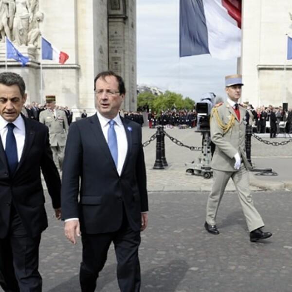 Hollande, sarkozy