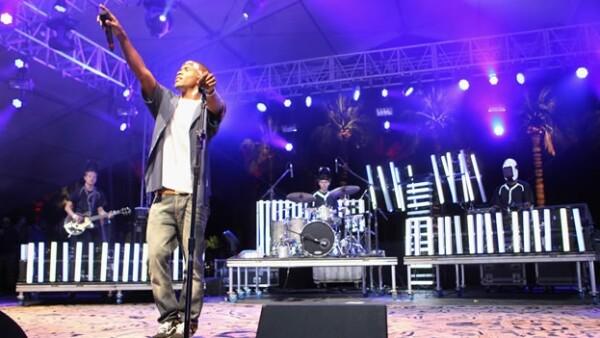 cantante de hip hop