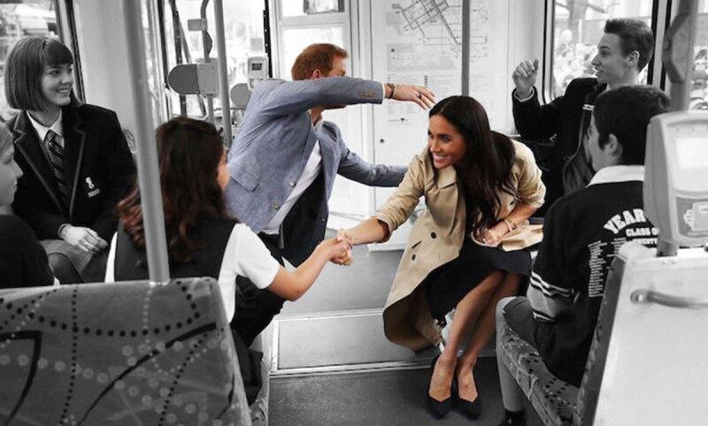 Meghan-MArkle-Principe-Harry-Transporte-Publico