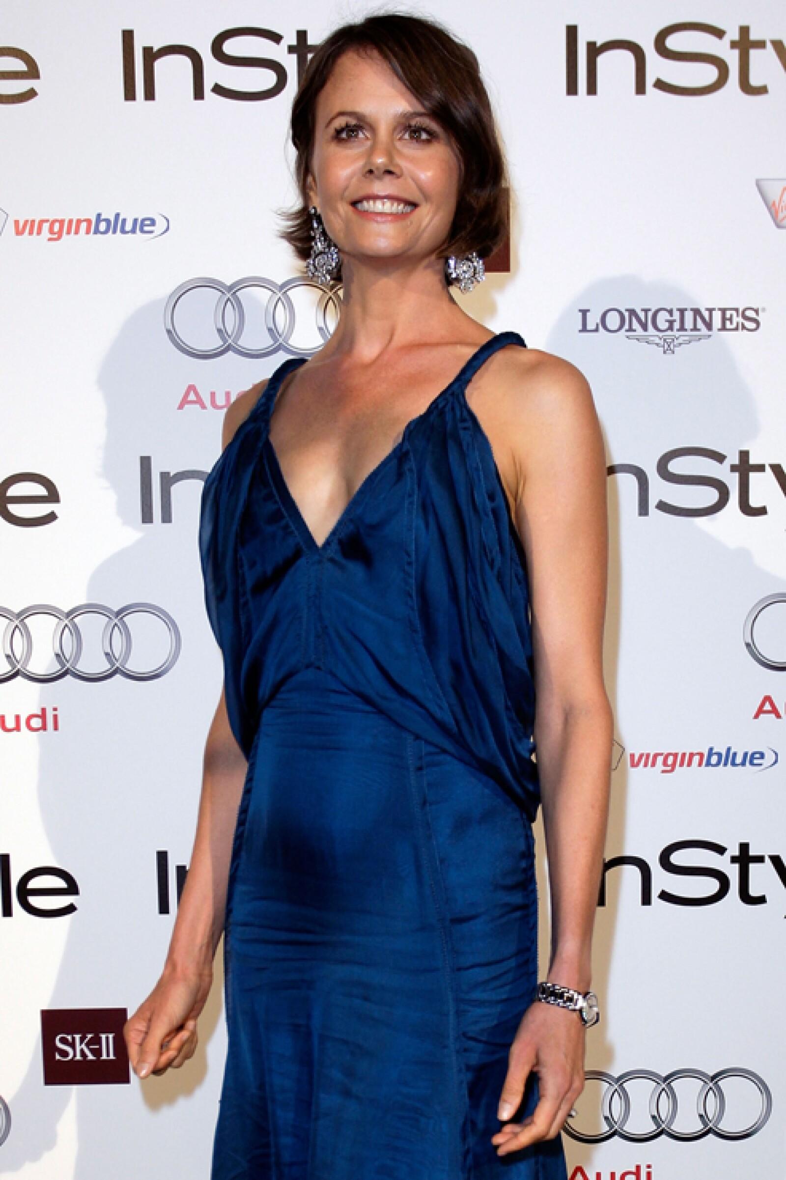 Antonia Kidman también es muy reconocida en Australia, pero ¿es tan guapa como su hermana Nicole?