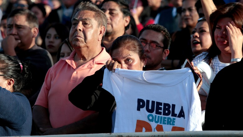 Puebla Quiere Paz