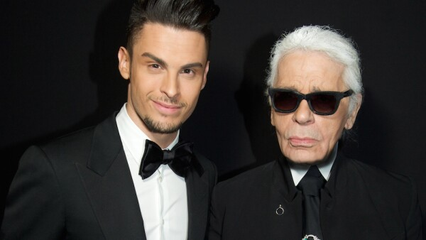 France - Karl Lagerfeld Launches New Perfume