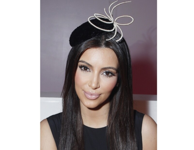 Kim Kardashian es definitivamente un personaje que causa revuelo.