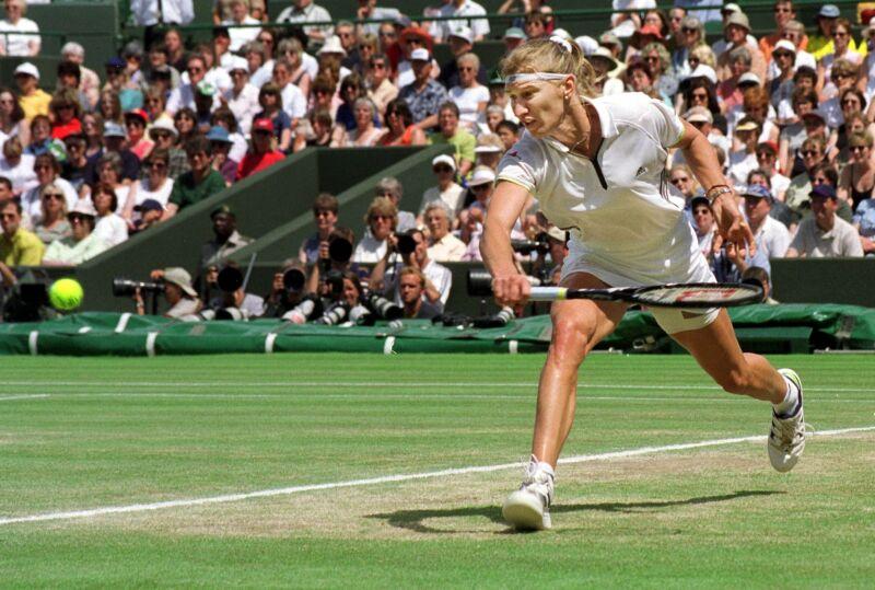 Steffi Graf tenista