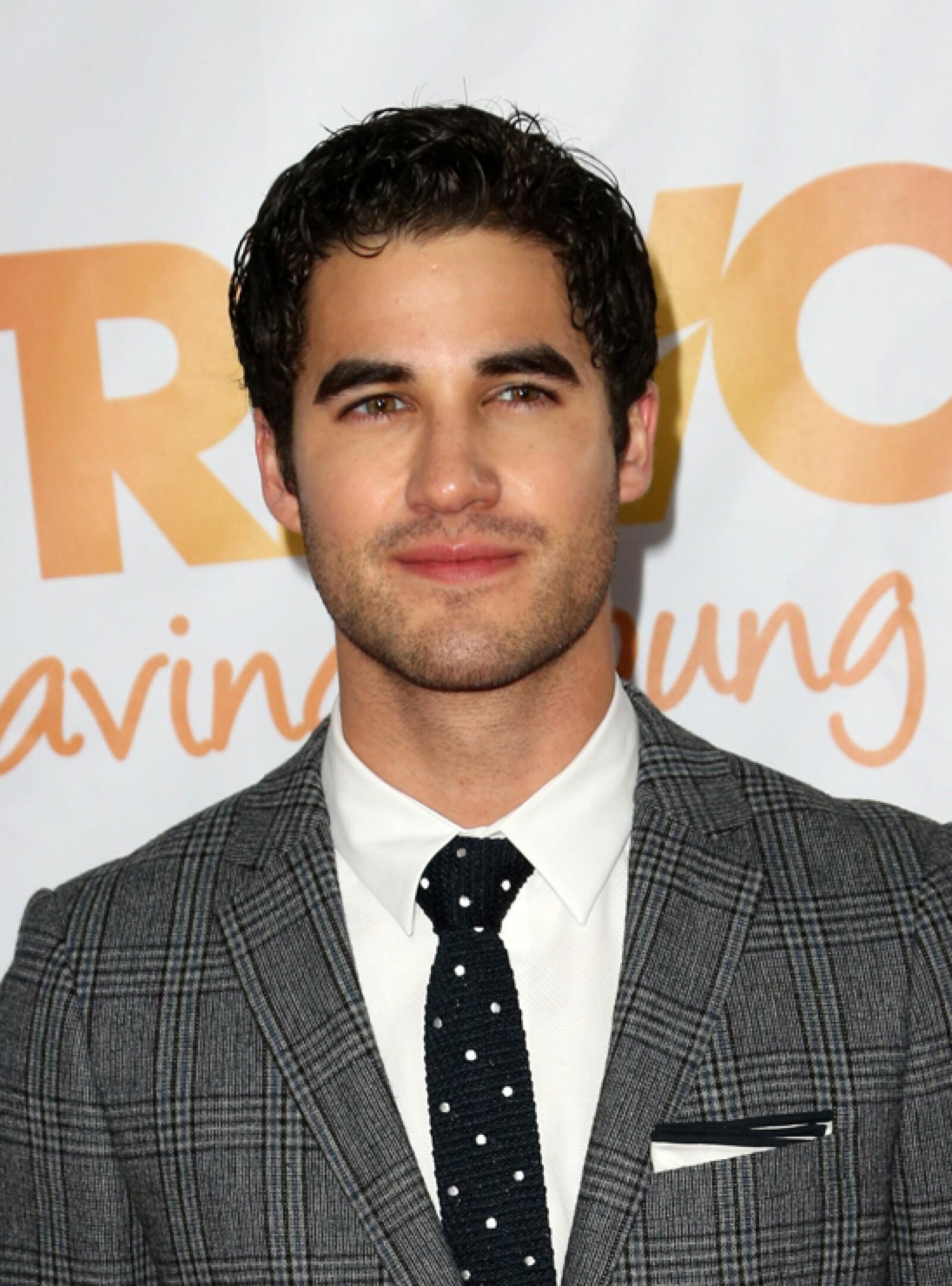Darren Criss no aparenta en lo absoluto tener familia asiática, sin embargo su mamá es de ascendencia filipina y china.