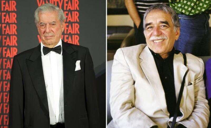 Mario Vargas Llosa y Gabriel García Márquez habrían protagonizado una famosa pelea a golpes tras bambalinas del Palacio de Bellas Artes.
