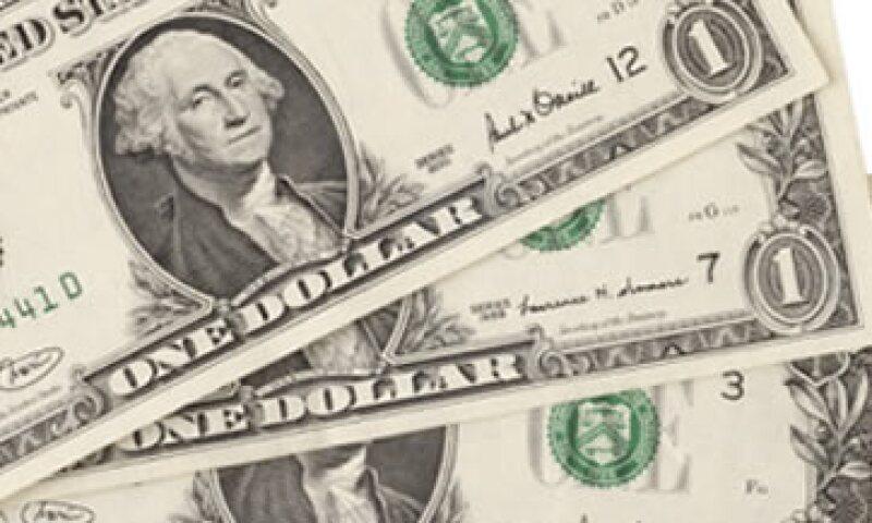 Al inicio de las operaciones cambiarias, el mínimo a la compra para el dólar es de 13.59 pesos. (Foto: Thinkstock)