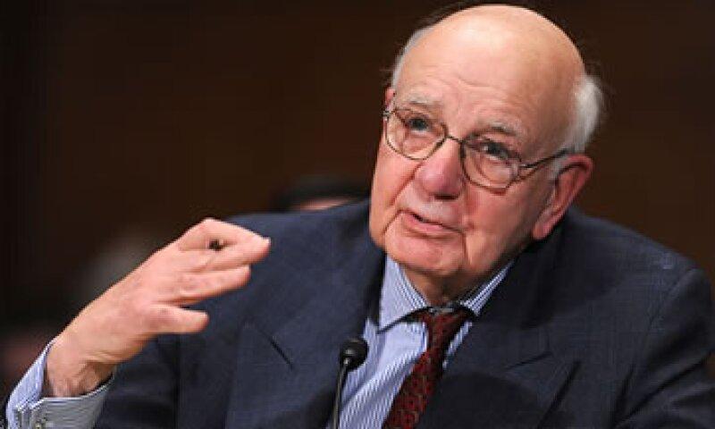Volcker dirigió la Fed de 1979 hasta 1987 y fue asesor económico de Barack Obama durante la crisis económica. (Foto: Cortesía CNNMoney.com)