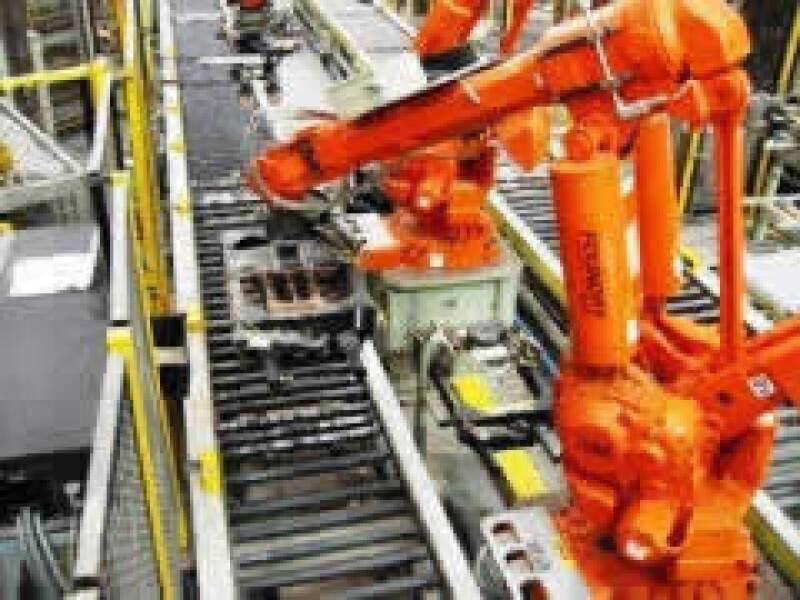 La industria es el sector más afectado por la crisis. (Foto: Cortesía Nemak)