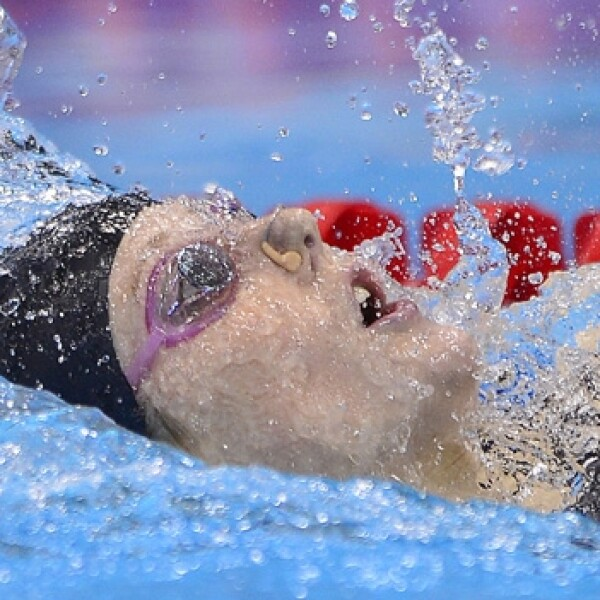 natacion femenil