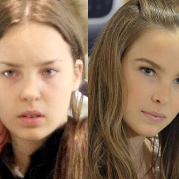 La novia de Giovanni Dos Santos, Belinda, fue de compras al natural y aunque es muy joven para usar tanto makeup la realidad es que la preferimos pintadita.