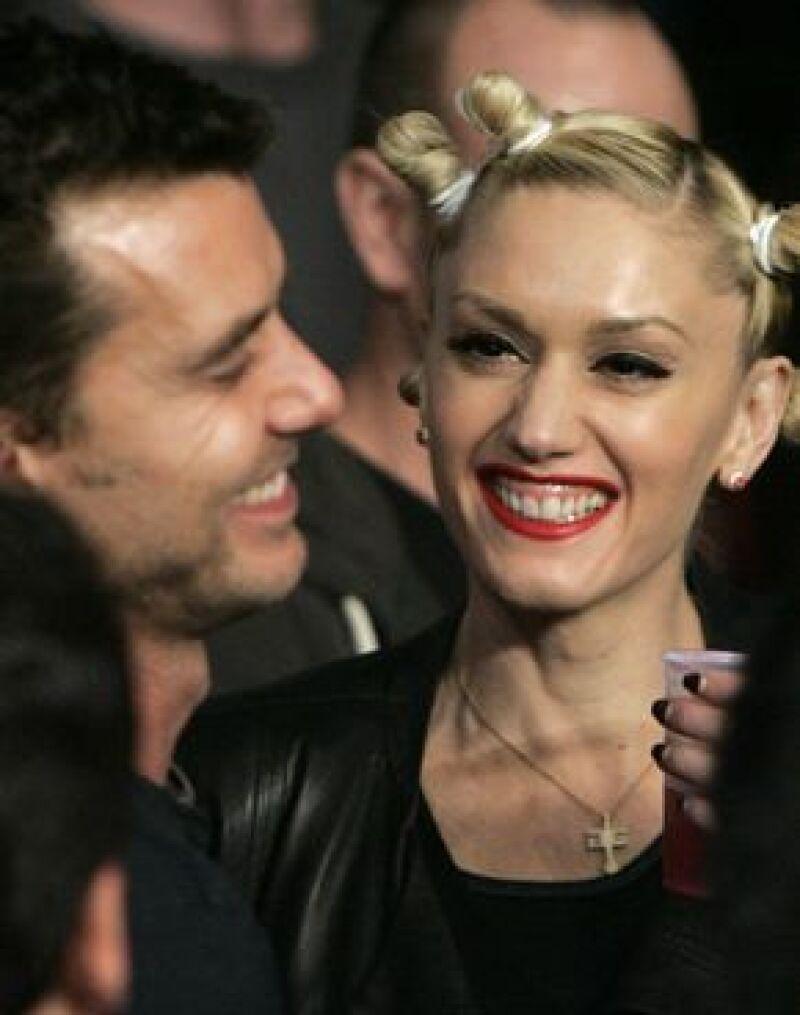 La cantante y su marido, el rockero Gavin Rossdale esperan felices su tercer hijo.