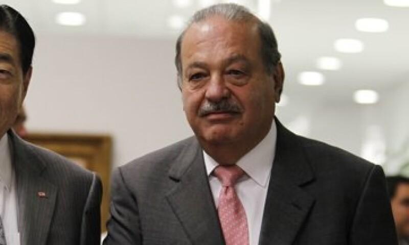 En actividades industriales, mineras y comerciales, el grupo de Carlos Slim invertirá 12,200 mdp en 2012. (Foto: Reuters)