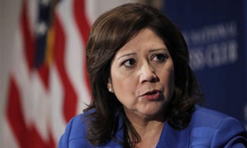 Solís destacó que Obama ha realizado un gran esfuerzo para recuperar empleos en la economía más grande del mundo. (Foto: AP)