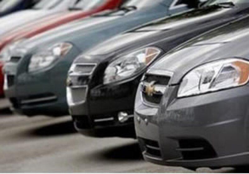GM espera que sus indicadores de ventas se recuperen en los pròximos meses. (Foto: Reuters)