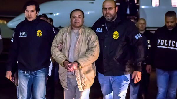 Joaquin 'El Chapo' Guzmán