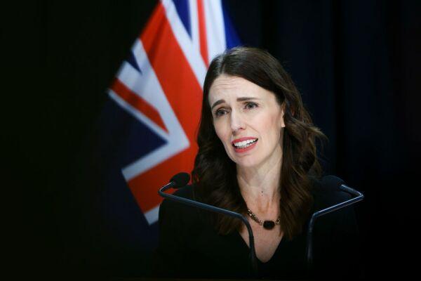 New Zealand Government Provides Coronavirus Update During Lockdown