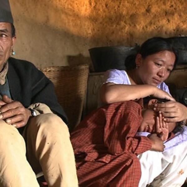 Proyecto Libertad - Tulli - mujer rescatada