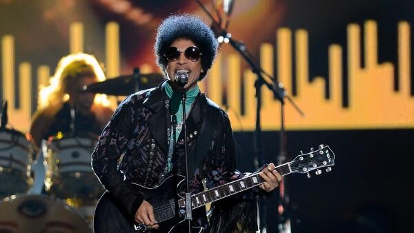La música de Prince se cobró importancia en la década de 1980.