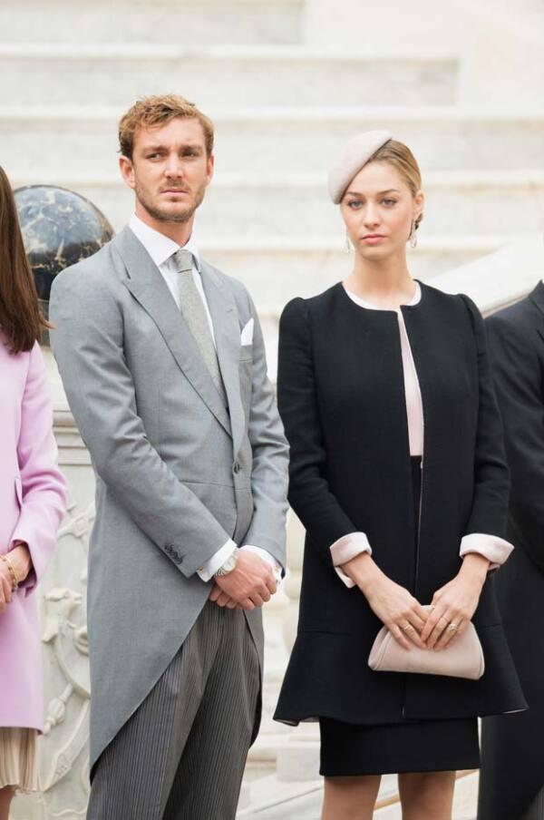 Recientemente la pareja fue vista con el resto de la familia real monaguesca para celebrar el Día Nacional de Mónaco.