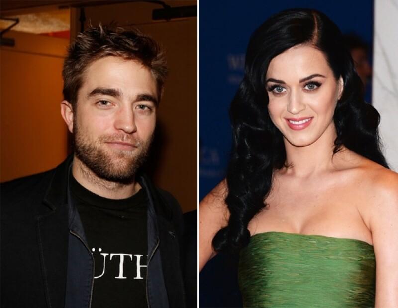 Katy y Robert son muy buenos amigos. De hecho, desde que el actor cortó con Kristen ella se ha acercado más a él.