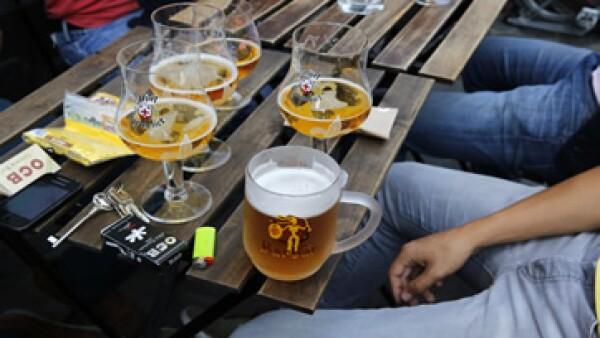 En un futuro, unos 4 millones de litros de cerveza por año pasarán por el ducto, según la cervecería. (Foto: iStock by Getty Images.)
