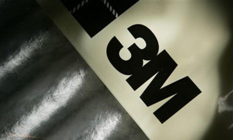 3M recortó en julio su perspectiva de crecimiento y dijo que planeaba rigurosos controles del gasto para proteger los márgenes. (Foto: AP)
