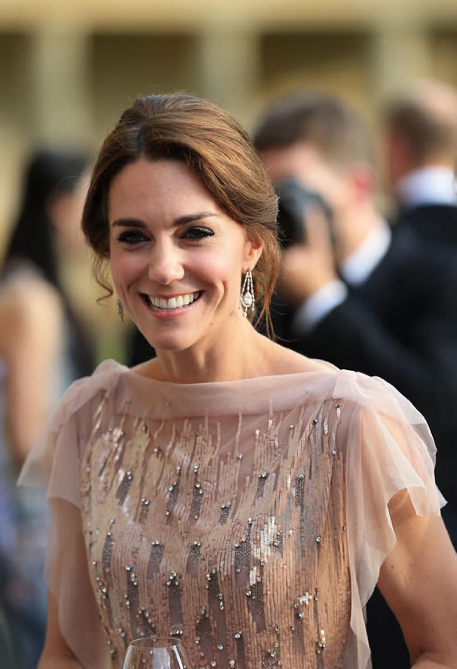 Kate Middleton, duquesa de Cambridge, acapara los reflectores por su estilo y belleza.