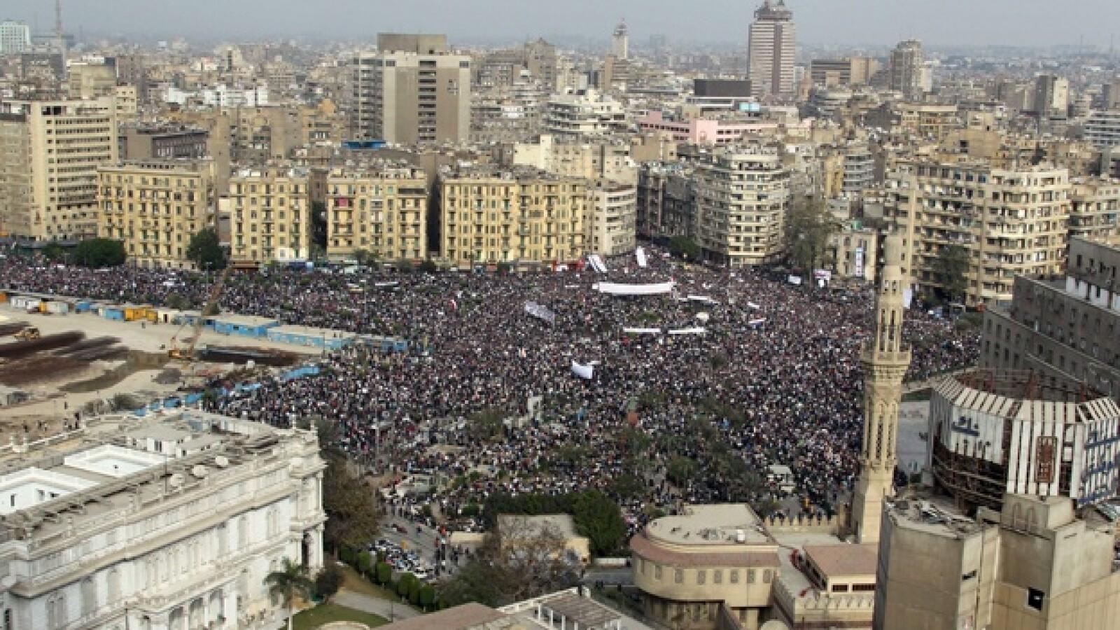 marcha del millón Egipto01