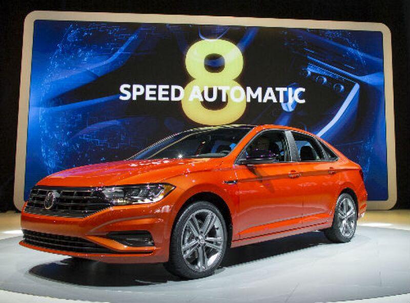 nuevo Jetta de Volkswagen